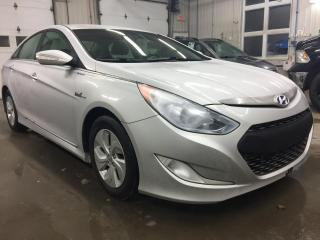 Used 2014 Hyundai Sonata Hybrid for sale in Boischatel, QC