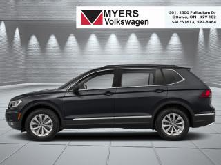 New 2020 Volkswagen Tiguan Trendline 4Motion for sale in Kanata, ON