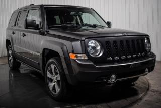 Used 2016 Jeep Patriot HIGH ALTITUDE 4X4 CUIR TOIT MAGS for sale in St-Hubert, QC