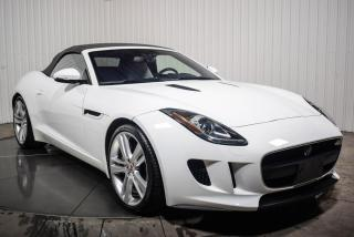 Used 2017 Jaguar F-Type CONV NAV MAGS 20 for sale in St-Hubert, QC