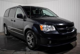 Used 2014 Dodge Grand Caravan CREW PLUS CUIR TV/DVD for sale in St-Hubert, QC