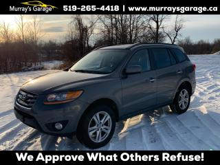 Used 2010 Hyundai Santa Fe SE 3.5 AWD Limited for sale in Guelph, ON