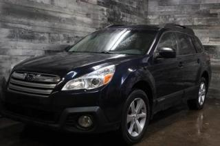Used 2013 Subaru Outback AWD, NAVIGATION, CAMÉRA DE RECUL, SIÈGE EN CUIR ET for sale in St-Sulpice, QC