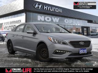 Used 2016 Hyundai Sonata GLS  2 SETS OF TIRES AND RIMS! for sale in Nepean, ON
