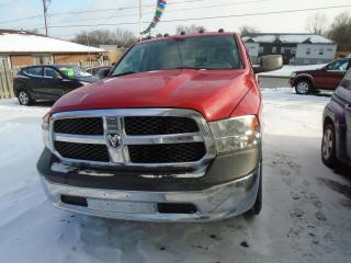 Used 2014 RAM 1500 ST for sale in Orillia, ON