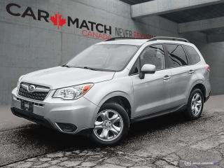 Used 2015 Subaru Forester i / AWD / REVERSE CAMERA for sale in Cambridge, ON
