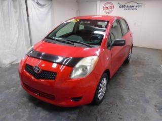 Used 2007 Toyota Yaris for sale in Ancienne Lorette, QC