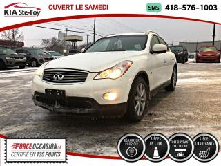 Used 2015 Infiniti QX50 *Traction intégrale *CUIR *SIEGES CHAUFF for sale in Québec, QC