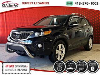 Used 2013 Kia Sorento *Traction intégrale *EX LUXE  *CUIR *TOI for sale in Québec, QC
