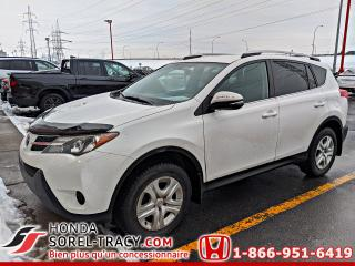 Used 2014 Toyota RAV4 Traction intégrale 4 portes LE for sale in Sorel-Tracy, QC