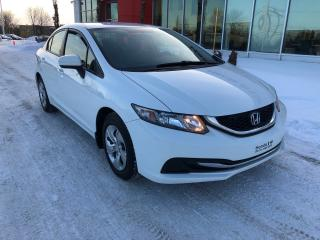Used 2014 Honda Civic LX for sale in Quebec, QC