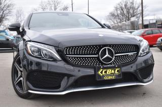 Used 2017 Mercedes-Benz C-Class AMG C 43 - ONE OWNER - NO ACCIDENTS for sale in Oakville, ON