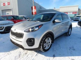 Used 2017 Kia Sportage Traction avant 4 portes LX for sale in Val-David, QC