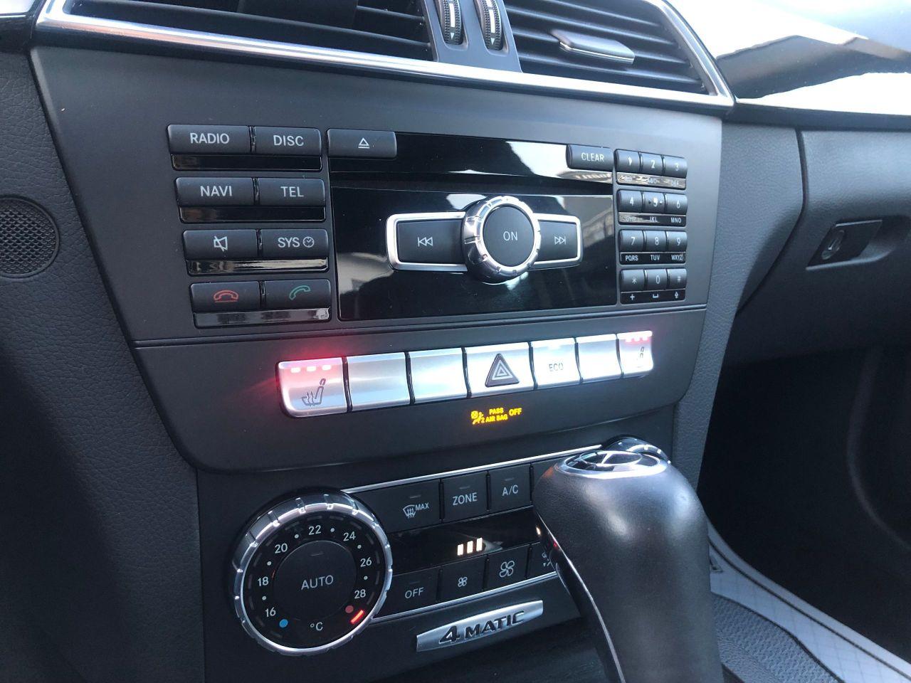 2013 Mercedes-Benz C300
