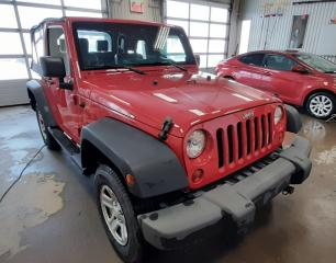 Used 2009 Jeep Wrangler X 4x4 96 000km for sale in Rivière-Du-Loup, QC