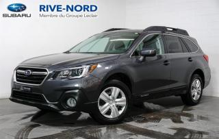 Used 2019 Subaru Outback CAM.RECUL+SIEGES.CHAUFFANTS+BLUETOOTH for sale in Boisbriand, QC