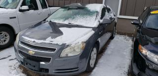 Used 2008 Chevrolet Malibu HYBRID for sale in Hamilton, ON