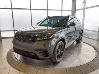 New 2020 Land Rover Range Rover Velar 0% FINANCING AVAILABLE! for sale in Edmonton, AB
