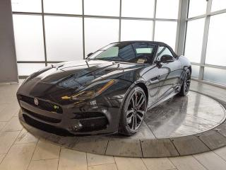 New 2020 Jaguar F-Type R AWD 550HP for sale in Edmonton, AB