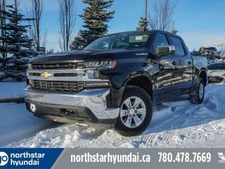 Used 2019 Chevrolet Silverado 1500 LT CREWCAB/BACKUPCAM/HEATEDSEATS/BLUETOOTH for sale in Edmonton, AB