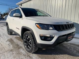 New 2020 Jeep Compass Upland for sale in Steinbach, MB
