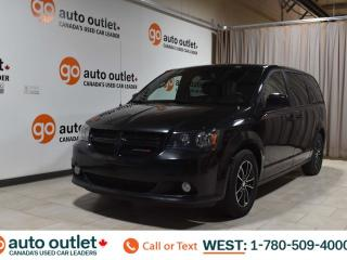 Used 2018 Dodge Grand Caravan GT Third row seat Htd seats for sale in Edmonton, AB