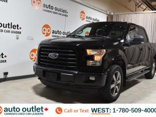 Used 2016 Ford F-150 XLT 5.0L V8 SuperCrew cab for sale in Edmonton, AB
