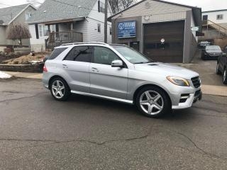 Used 2014 Mercedes-Benz ML-Class ML 350 for sale in Kitchener, ON