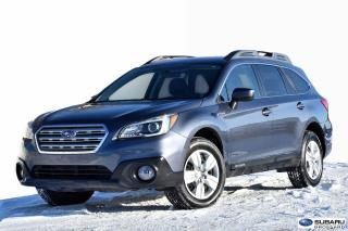 Used 2016 Subaru Outback 2.5i for sale in Brossard, QC