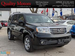 Used 2015 Honda Pilot EX-L for sale in Etobicoke, ON