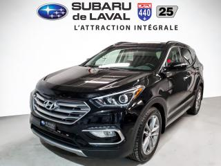 Used 2017 Hyundai Santa Fe Sport 2.0T Limited for sale in Laval, QC