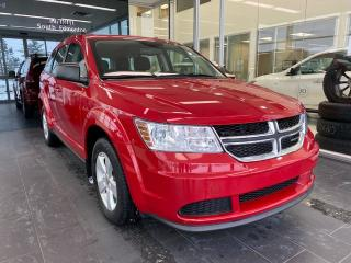 Used 2017 Dodge Journey CANADA VALUE PKG, KEYLESS IGNITION, BLUETOOTH, CRUISE CONTROL for sale in Edmonton, AB