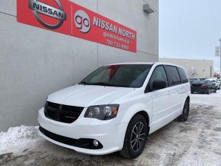 Used 2015 Dodge Grand Caravan SXT for sale in Edmonton, AB