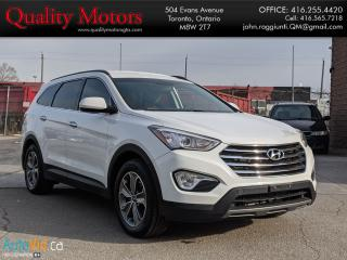 Used 2013 Hyundai Santa Fe GLS for sale in Etobicoke, ON
