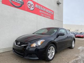 Used 2012 Nissan Altima 2.5 S for sale in Edmonton, AB