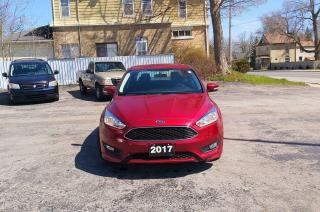 Used 2017 Ford Focus SE for sale in Lucan, ON