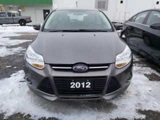 Used 2012 Ford Focus SEL for sale in Lucan, ON