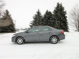 Used 2009 Toyota Corolla CE for sale in Thornton, ON