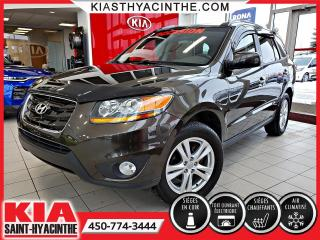 Used 2011 Hyundai Santa Fe Limited V6 AWD ** TOIT OUVRANT / CUIR for sale in St-Hyacinthe, QC
