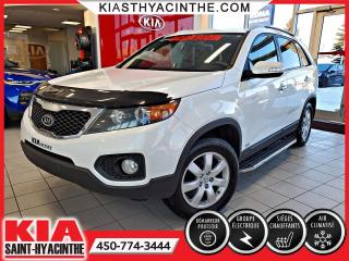 Used 2013 Kia Sorento LX V6 AWD ** GR ÉLECTRIQUE + A/C for sale in St-Hyacinthe, QC