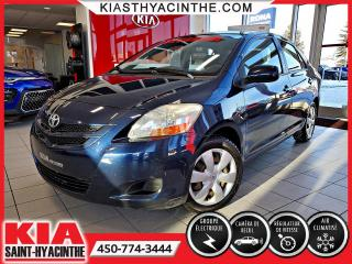 Used 2007 Toyota Yaris ** EN ATTENTE D'APPROBATION ** for sale in St-Hyacinthe, QC