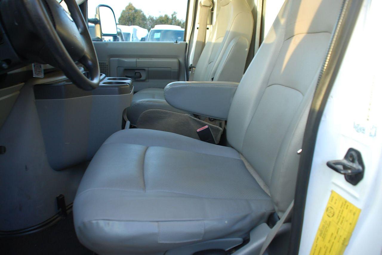 2010 Ford E450