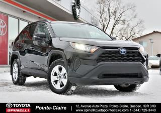 Used 2019 Toyota RAV4 LE AWD COMME NEUF! for sale in Pointe-Claire, QC