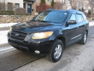 Used 2009 Hyundai Santa Fe GL, AWD, NEWER TIRES, CERTIFIED for sale in Toronto, ON