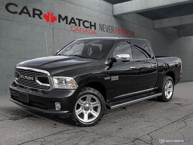 2015 RAM 1500 LIMITED / CREW /  NO ACCIDENTS
