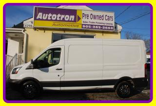 Used 2015 Ford Transit 250 LONG, MID Roof, Loaded, Eco Boost for sale in Woodbridge, ON