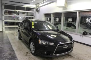 Used 2015 Mitsubishi Lancer Berline 4 portes CVT SE traction intégra for sale in Lévis, QC