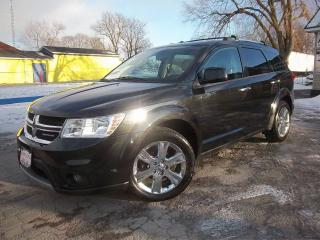Used 2012 Dodge Journey R/T for sale in Oshawa, ON