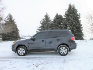 Used 2011 Subaru Forester 2.5X AWD- 4 NEW TIRES!! for sale in Thornton, ON