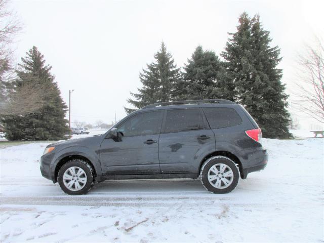 2011 Subaru Forester 2.5X CONVÉNIENCE AWD